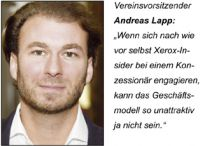 Xerox-Konzession�re / Strategie: Der X-Faktor
